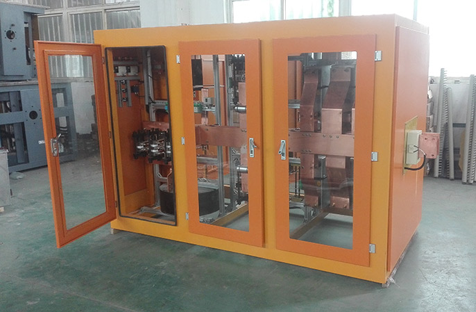 500KW Intermediate frequency induction heating power supply