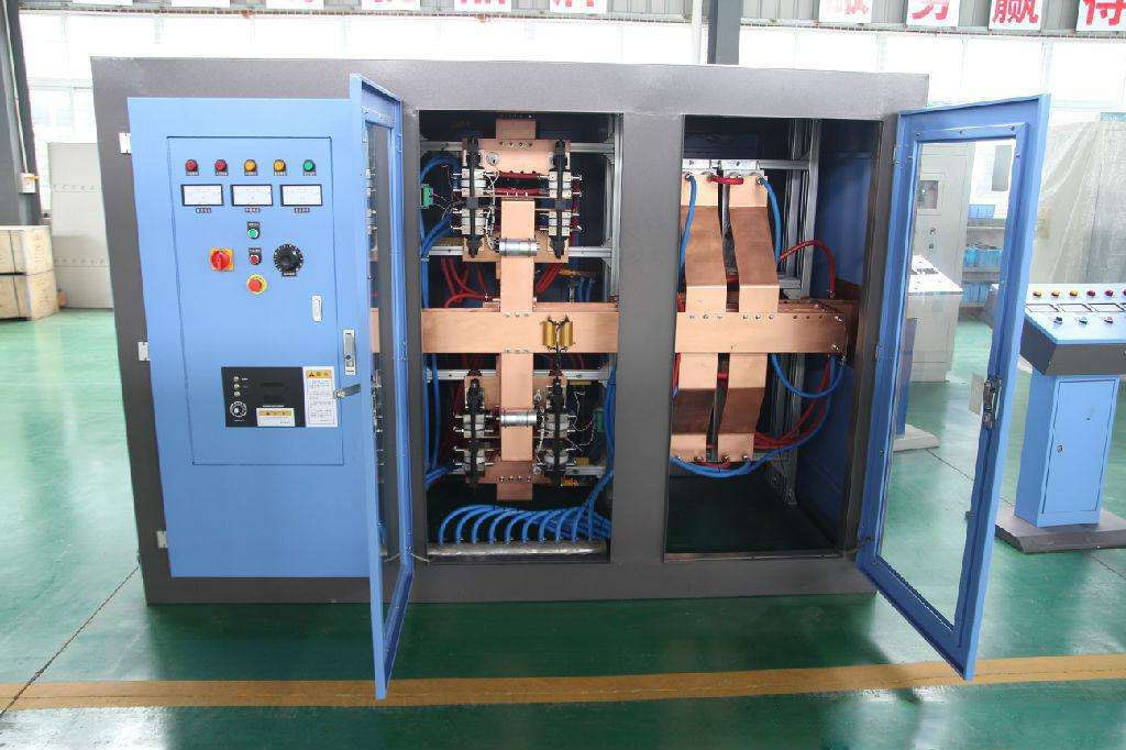 600KW Intermediate frequency induction heating power supply